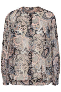 FREEQUENT BLOUSE TIKA-BL-PAISLEY 121460