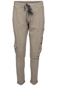 ZOSO SWEAT TROUSER WITH DETAIL 201 PALOMA S