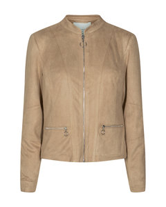 FREEQUENT FFQSPARROW-JA JACKET SUEDINE 120652