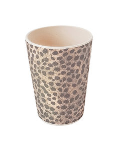 YAYA HOME BAMBOO MUG WITH JUNGLE PRINT H300002
