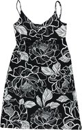GEISHA-DRESS-SPAGHETTI-07355-60-BW