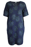 FOS-AMSTERDAM--DRESS-LINDE-2055-L-GATEN-BLAD-NAVY