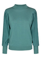 FREEQUENT-PULLOVER-FQDOTKA-PU-WOVEN-125035-H