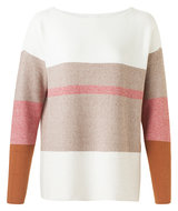 YAYA--BOATNECK-SWEATER-WITH-COLORBLOCK-DETAILS-IN-COTTON-WOOLBLEND-100031-823-PR
