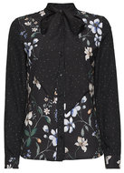 TRAMONTANA--BLOUSE-FLOWER-DOT-05-89-301