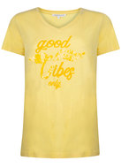 TRAMONTANA-T-SHIRT-GOOD-VIBES-I08-90-403-Y