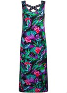 TRAMONTANA-DRESS-TROPICAL-PRINT-BLACK-STRAPS-D15-91-501